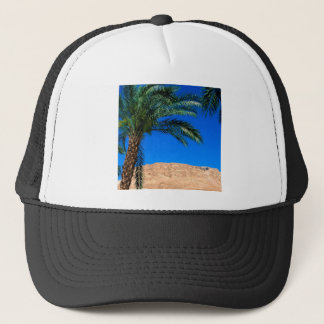 Deserts Cable Cars Masada Israel Trucker Hat
