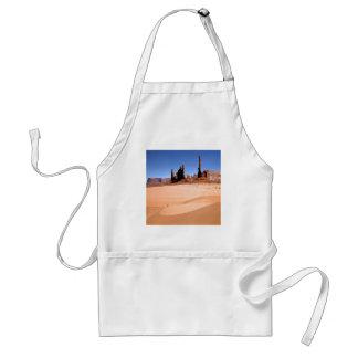 Deserts Monuments Southwest Aprons