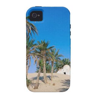 Deserts Near Douz Sahara Tunisia iPhone 4 Cases