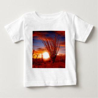 Deserts Ocotillo Sonora Arizona Baby T-Shirt