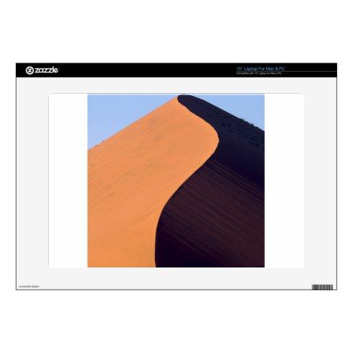 Deserts Sossusvlei Namib Namibia Africa Laptop Skin