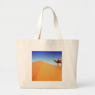 Deserts Sweltering Heat Rajasthan India Canvas Bags