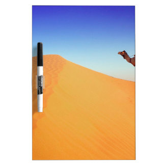 Deserts Sweltering Heat Rajasthan India Dry-Erase Board