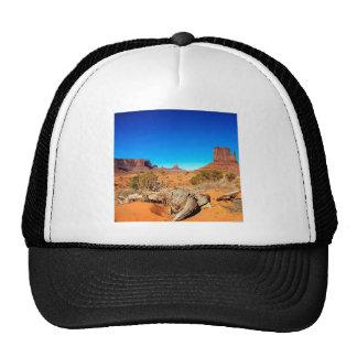 Deserts West Mitten Monument Valley Arizona Trucker Hat