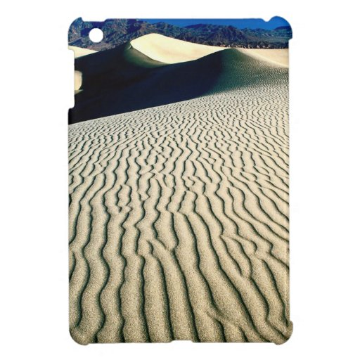 Deserts Wind Etchings Death Valley iPad Mini Covers