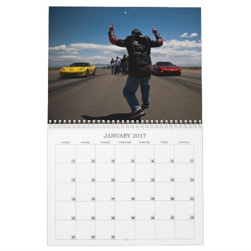 DesertStreetCars.com Calendar