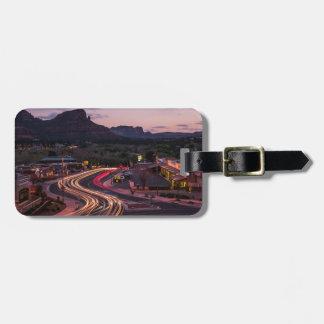 deserttrails luggage tag