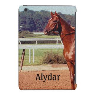 Desfile 1978 del poste de Alydar Belmont Stakes Funda De iPad Mini