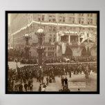 Desfile colombino Chicago IL 1892 Impresiones