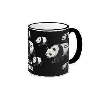 ¡DESFILE DE LA PANDA! TAZA