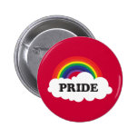 Desfile de orgullo pin redondo 5 cm