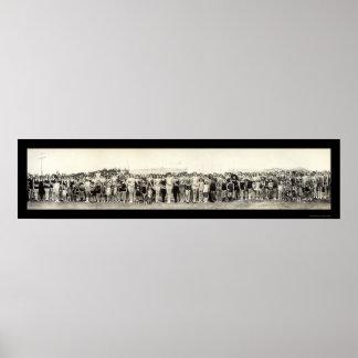 Desfile de Venecia, foto 1926 de CA Impresiones
