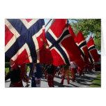 Desfile del AMI de Syttende Felicitación