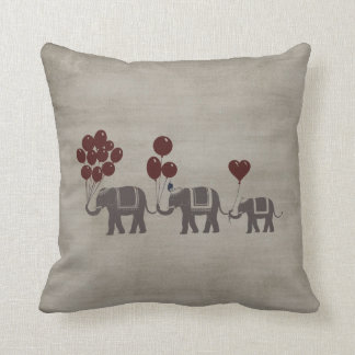 Desfile del elefante cojin