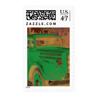 Desfile del país sellos