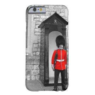 Desfile del soldado de Londres Funda Para iPhone 6 Barely There