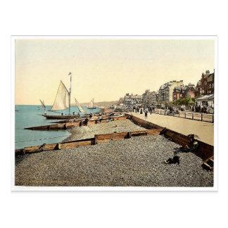 Desfile del sur, I., bahía de Herne, Inglaterra Ph Postales