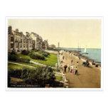Desfile del sur, II., bahía de Herne, Inglaterra P Tarjetas Postales