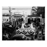 Desfile McMinnville Tennessee Circi 1950 Posters