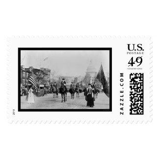 Desfile Washington, DC 1913 del sufragio Envio