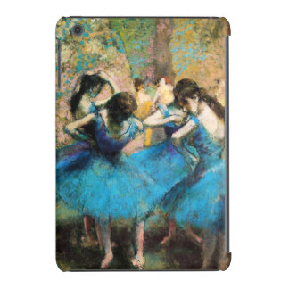 Desgasifique a los bailarines azules funda para iPad mini retina