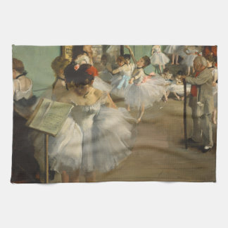 Desgasifique a los bailarines de ballet de la clas toallas