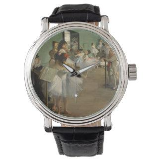 Desgasifique a los bailarines de ballet de la relojes de pulsera
