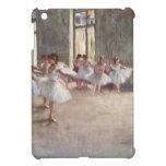 Desgasifique a los bailarines de ballet iPad mini carcasas