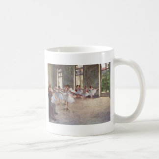 Desgasifique a los bailarines de ballet taza de café