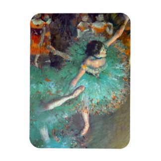 Desgasifique - a los bailarines verdes imán flexible