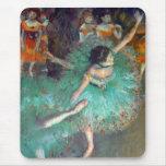 Desgasifique - a los bailarines verdes tapetes de raton