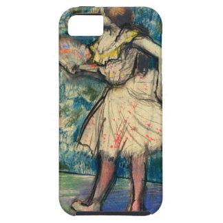 Desgasifique al bailarín con una fan funda para iPhone SE/5/5s