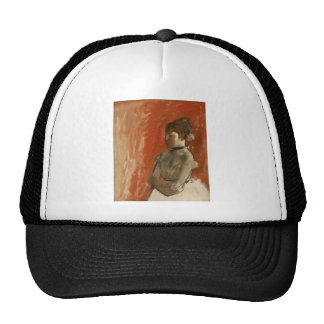 desgasifique el arte de la bailarina gorra