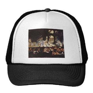 desgasifique el arte de la bailarina gorras de camionero