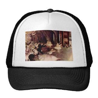 Desgasifique el arte gorras