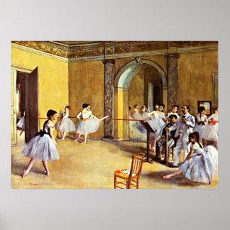 Desgasifique - la clase de danza póster