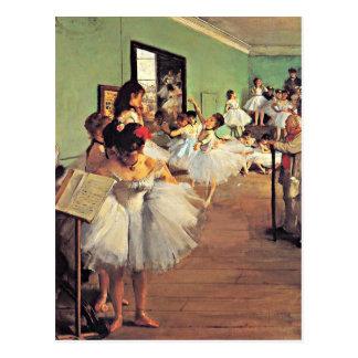 Desgasifique - la clase de danza tarjeta postal
