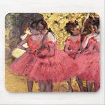Desgasifique: Los bailarines rosados Tapete De Ratones