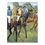 Desgasifique - los caballos de raza, 1878, ilustra