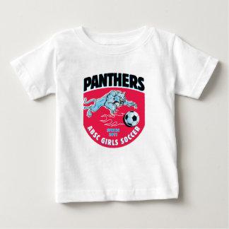 Desgaste 2011 del equipo de fútbol de los chicas camisas