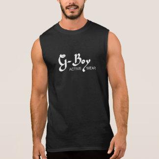 Desgaste activo del G-Muchacho Camisetas Sin Mangas