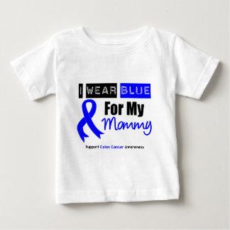 Desgaste Blue Ribbon del cáncer de colon I para mi Playeras