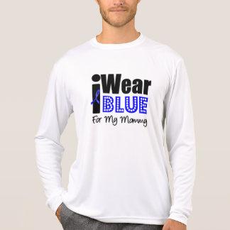 Desgaste Blue Ribbon del cáncer de colon I para mi Camisetas