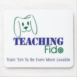 Desgaste de enseñanza del logotipo de Fido Mousepad