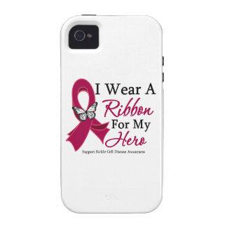 Desgaste de la anemia de células falciformes I una iPhone 4 Carcasas