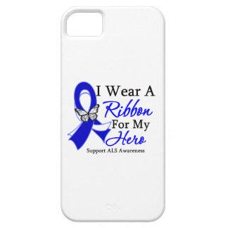 Desgaste del ALS I una cinta para mi héroe iPhone 5 Carcasas