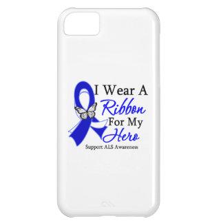Desgaste del ALS I una cinta para mi héroe Funda Para iPhone 5C
