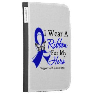 Desgaste del ALS I una cinta para mi héroe