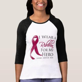 Desgaste del Amyloidosis I una cinta para mi héroe T-shirts