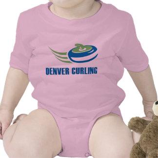 Desgaste del bebé de Denver que se encrespa Trajes De Bebé